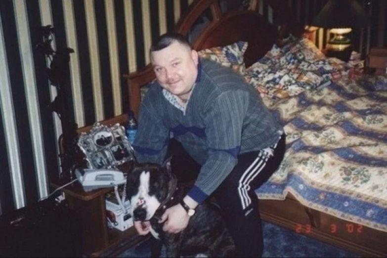Дмитрий Веселов убил любимую собаку звезды шансона