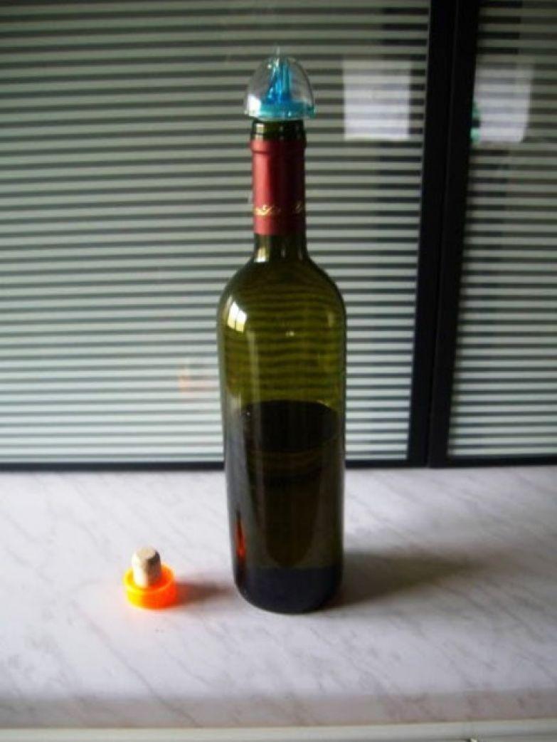 6. Выливать ли из бутылки недопитое вино? еда, ошибки, советы