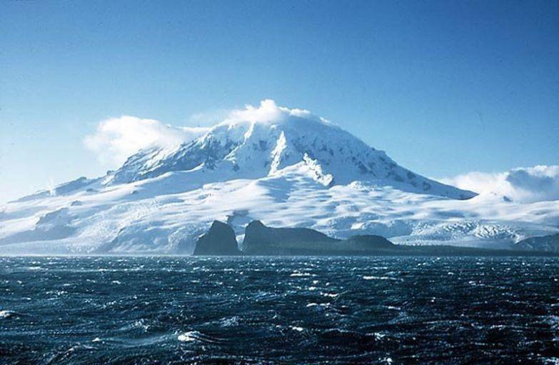 15. Остров Херд (территория Австралии) вокруг света, интересное, факты