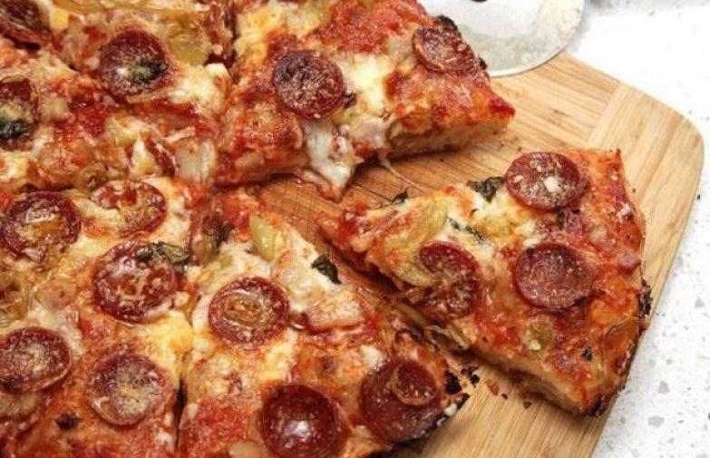 Как приготовить пиццуы с фото