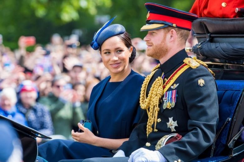 Меган и Гарри намерены жить в США, подальше от королевской семьи