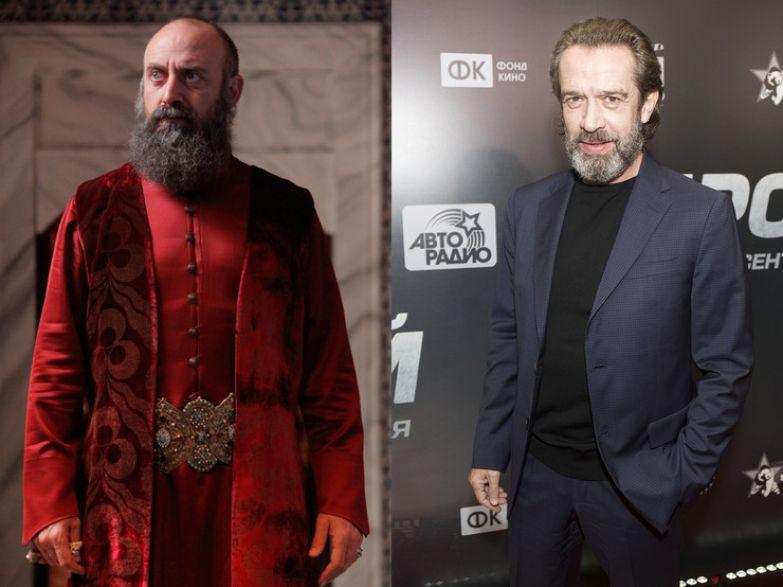 Халит Эргенч и Владимир Машков