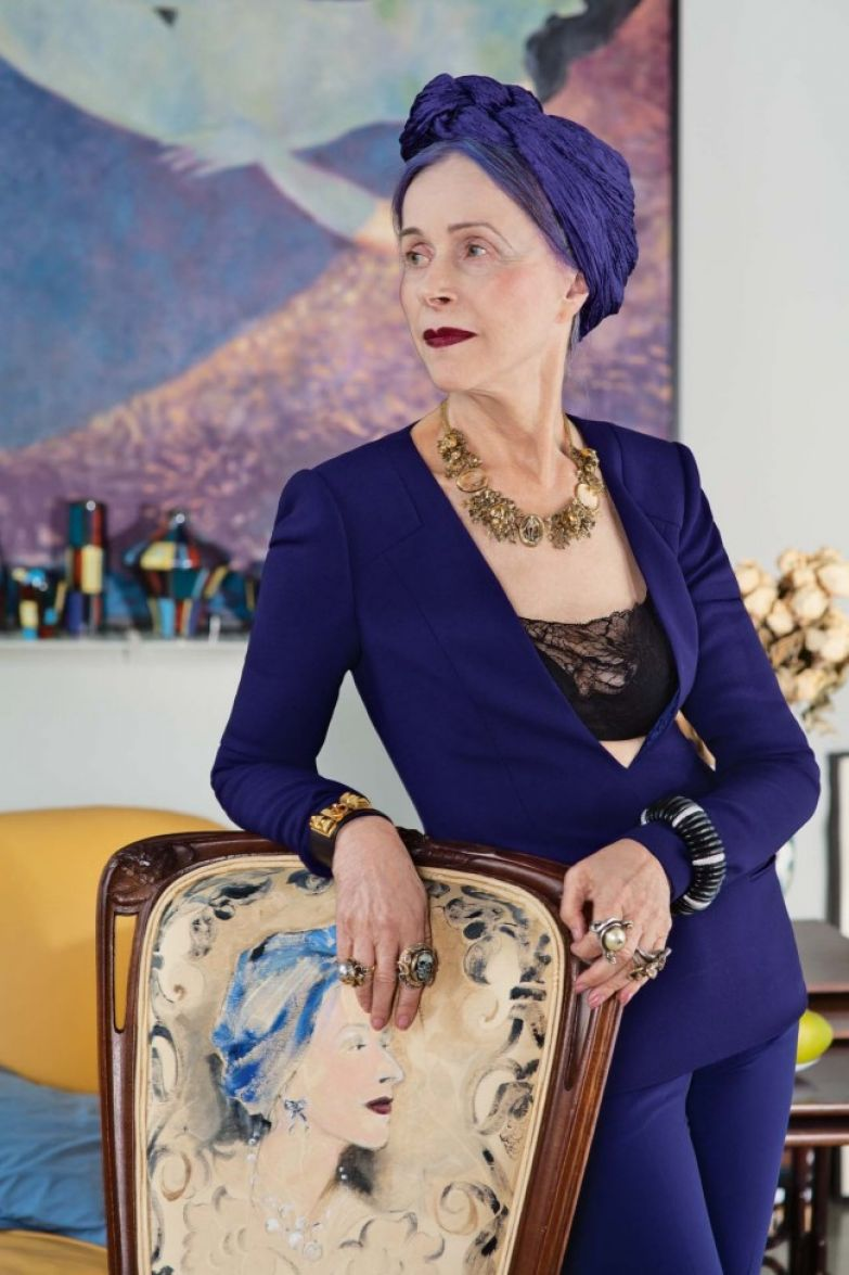 Беатрис Ост, 73 года.