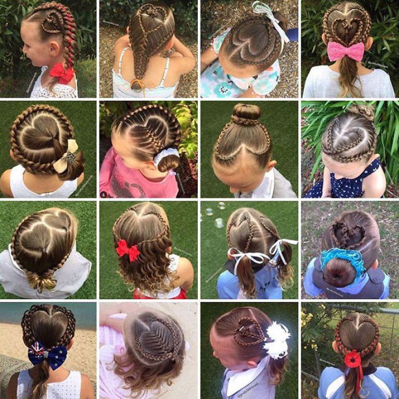 Мама каждый день заплетает дочке невероятные косы перед школой дочь, коса, мама, прическа
