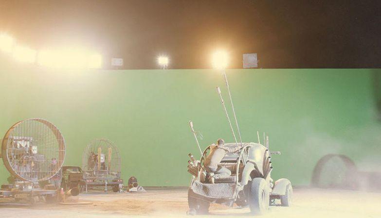 27. Безумный Макс: Дорога ярости голливуд, кино, спецэффекты, фильмы