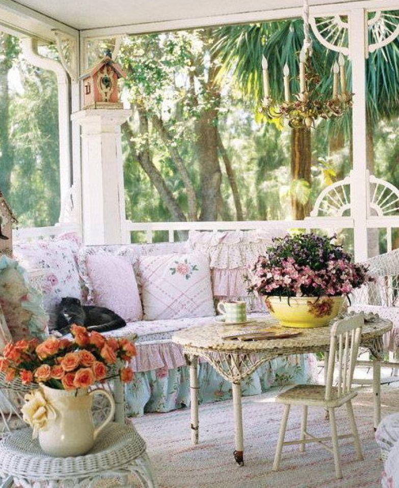 Фотография: Балкон, Терраса в стиле Кантри, Декор интерьера, Декор дома, Прованс – фото на InMyRoom.ru