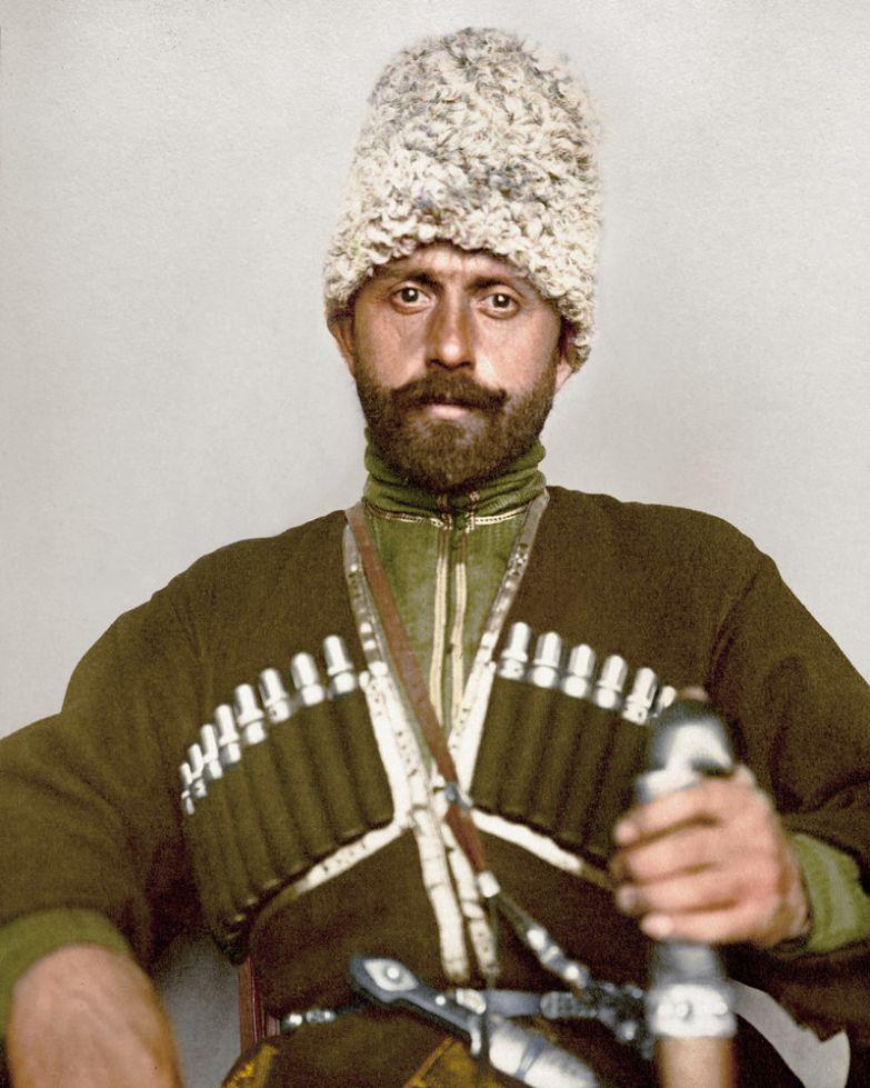 Казак, 1906 - 1914 (?) история, костюмы, сша, эмиграция