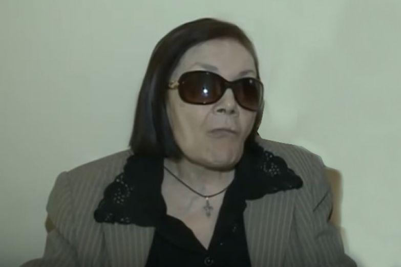 Сейчас Валентина Малявина живет в пансионате для слабовидящих