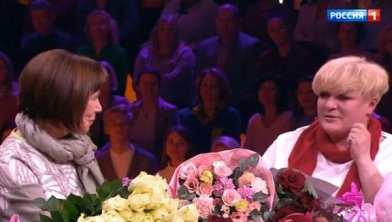 Дарья впервые появилась на шоу