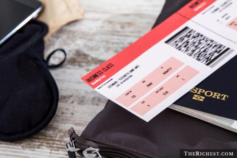 8. За невозвратный билет вам могут вернуть деньги авиакомпании, самолеты, секреты, тайны