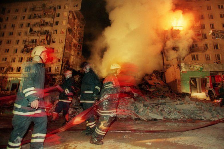 350 килограммов тротила стали причиной гибели 100 человек