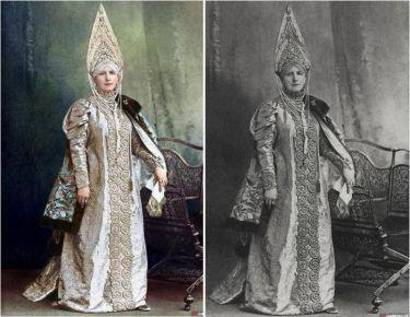 Графиня Мария Александровна Келлер