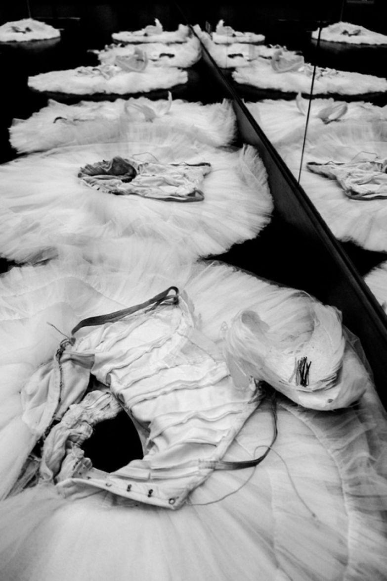 Балетный мир на фотографиях Дарьян Волковой.