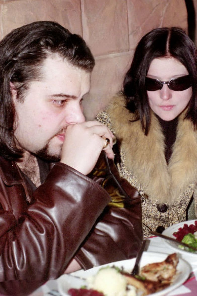 В 90-е Фадеев и певица Линда практически не бывали дома из-за гастролей