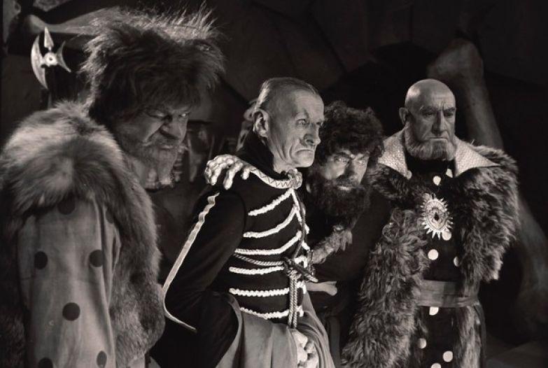 Как и Бабу-Ягу, образ Кощея Георгий Милляр воплощал много раз
