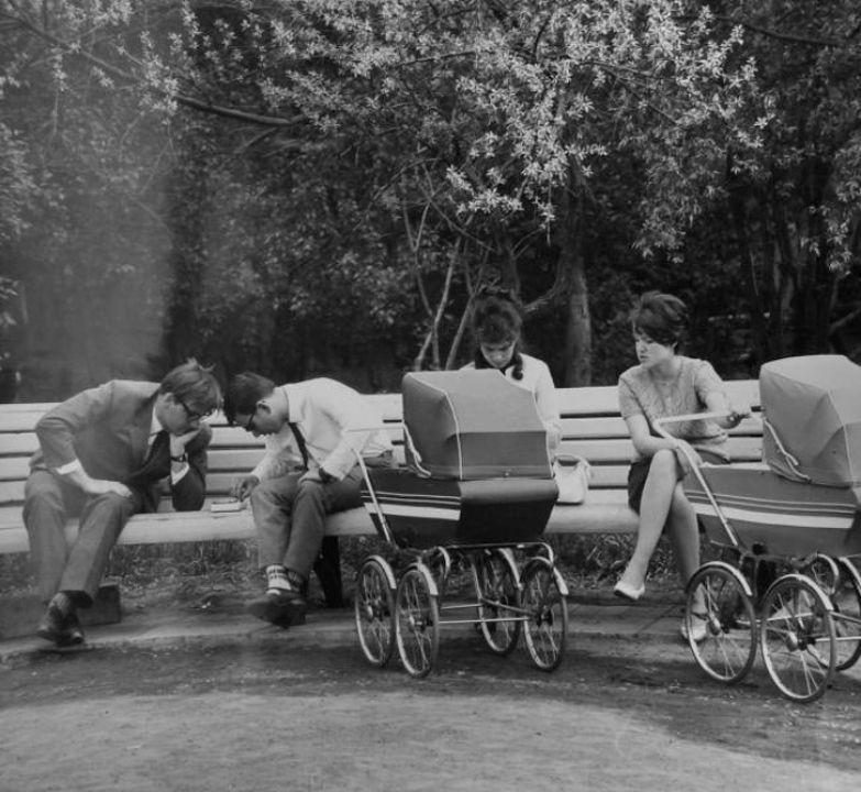 17 исторических фото из СССР, которые вызовут светлую грусть у каждого, кто рос в те годы