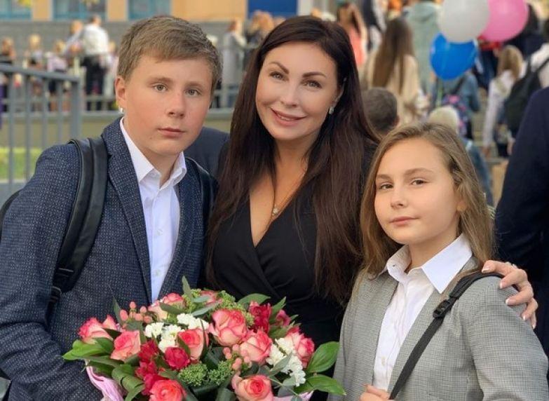 Артистка развелась с отцом своих детей