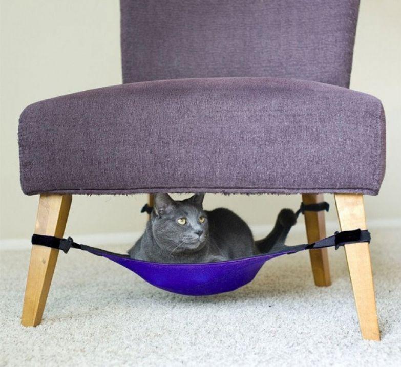 Кошачий интерьер 10