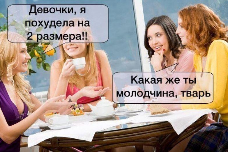 Серпентарий в кафе девушки, женская дружба, прикол, серпентарий