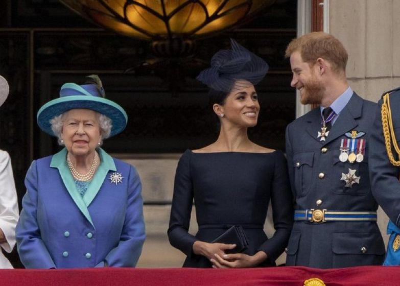 Елизавета II с самого начала была настроена скептически по отношению к свадьбе внука