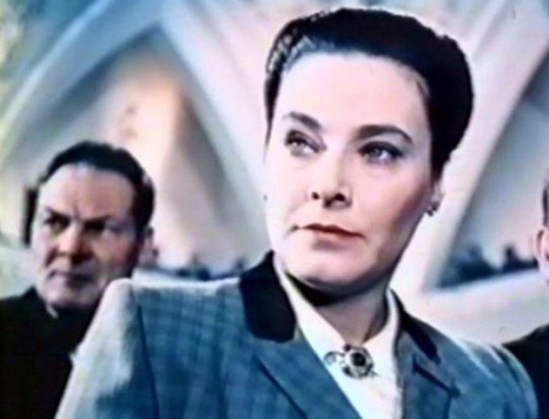 Софья Пилявская в фильме *Заговор обреченных*, 1950 | Фото: kino-teatr.ru