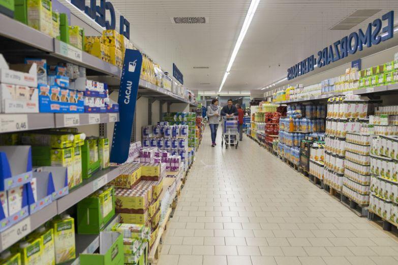 Магазин для нищих в Европе европа, испания, цены
