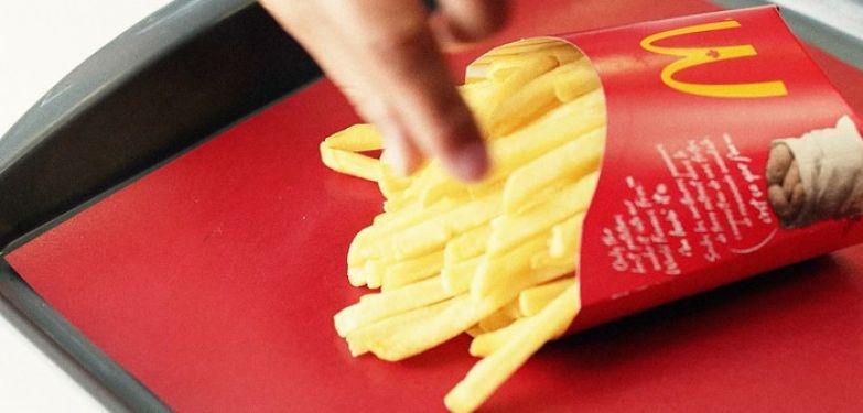 картошка фри как в макдональдсе рецепт с фото