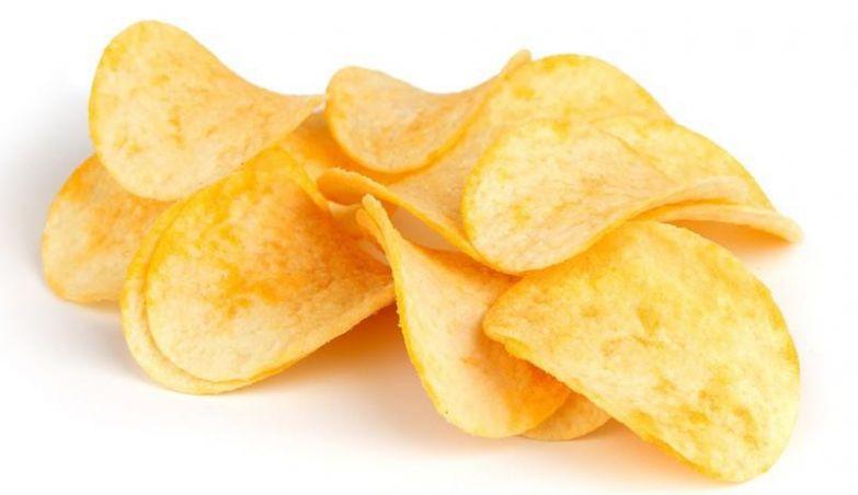 32. Картофельные чипсы еда, здоровье, опасность, продукты