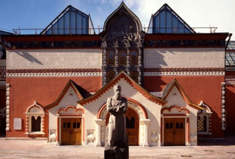 Любимое детище мецената – Третьяковская галерея | Фото: kolizej.at.ua