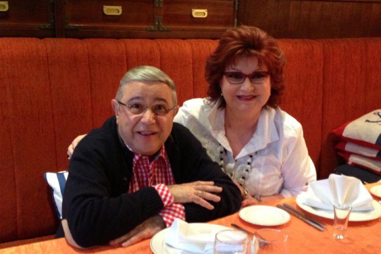 С Еленой Степаненко юморист прожил в браке 32 года