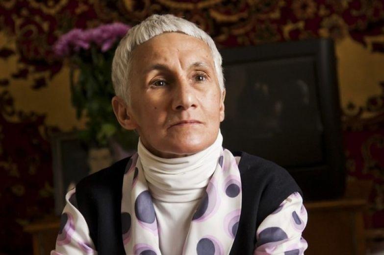 Хайруллину недаром прозвали «актрисой с трагическим взглядом»