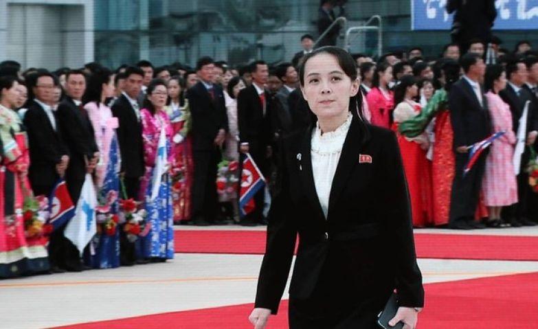 Сестру Ким Чен Ына Ким Е Чжон часто видят рядом с братом