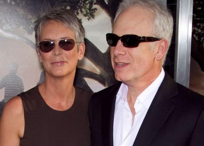 Крепкая семья: Кристофер Гест и Джейми Ли Кертис./ Фото: cupidspulse.com
