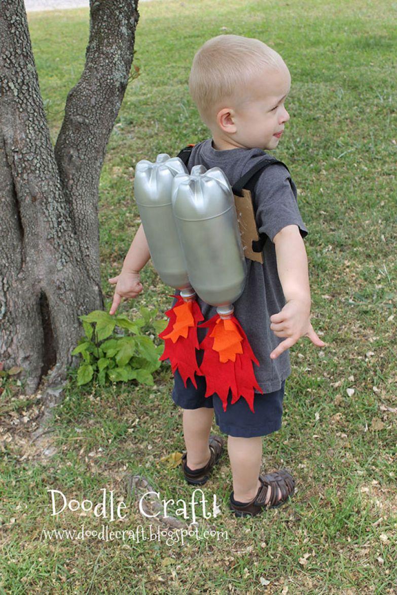 Ракеты-игрушка для ребёнка