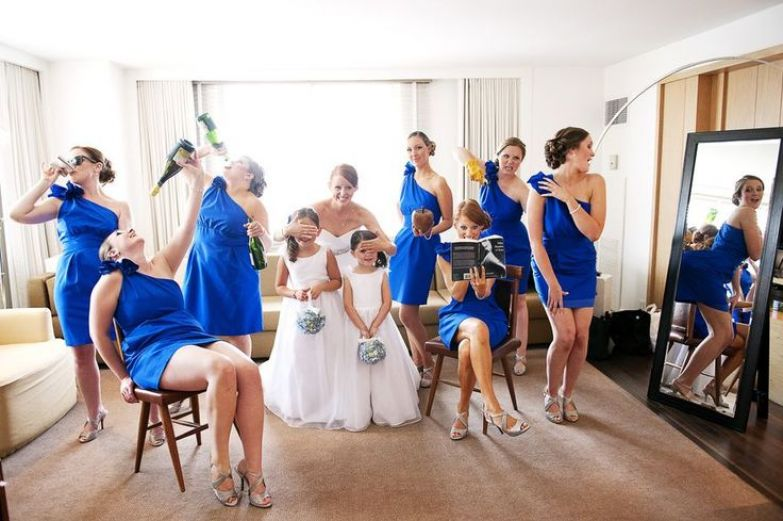 Свадебный девишник