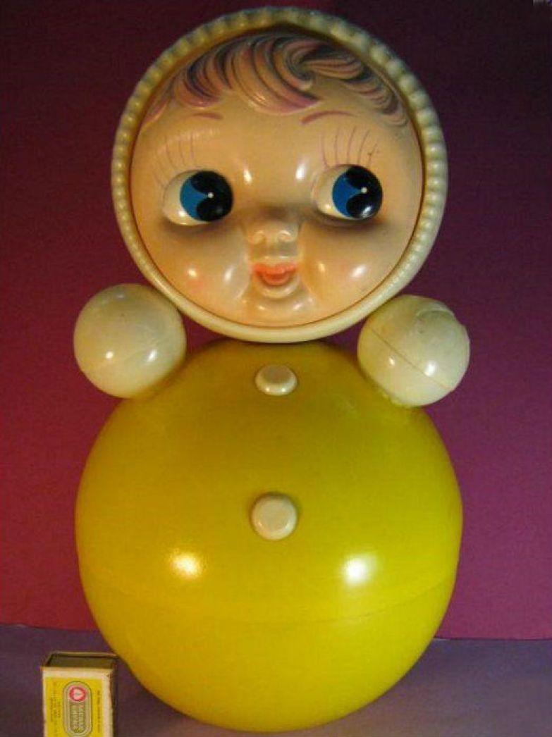 Традиционная игрушка для советских детей многих поколений.