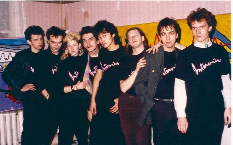 """Бас-гитарист """"Алисы"""", Константин Кинчев, Джоанна Стингрей, Новиков, Цой, БГ и другие. 1980-е."""