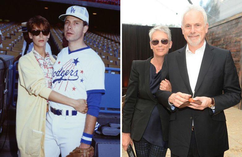 Джейми Ли Кертис и Кристофер Гест - 32 года вместе голливуд, звезды, любовь, свадьбы, семьи