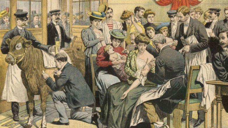 Оспу в России 18 века победили вакцинацией./Фото: cdni.rt.com