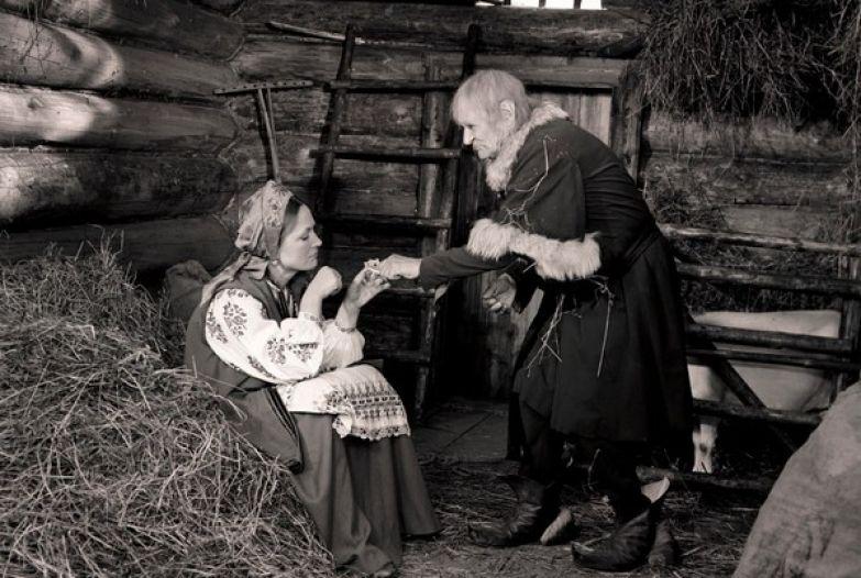 Георгий Милляр в картине «Финист — ясный сокол»