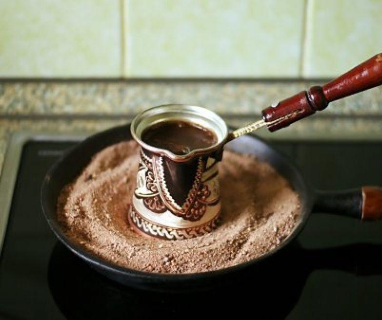 9. И никакого кипения готовим дома, кофе, советы, турка