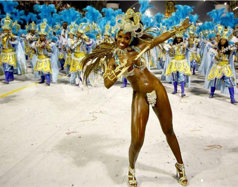 Секс рио карнавал