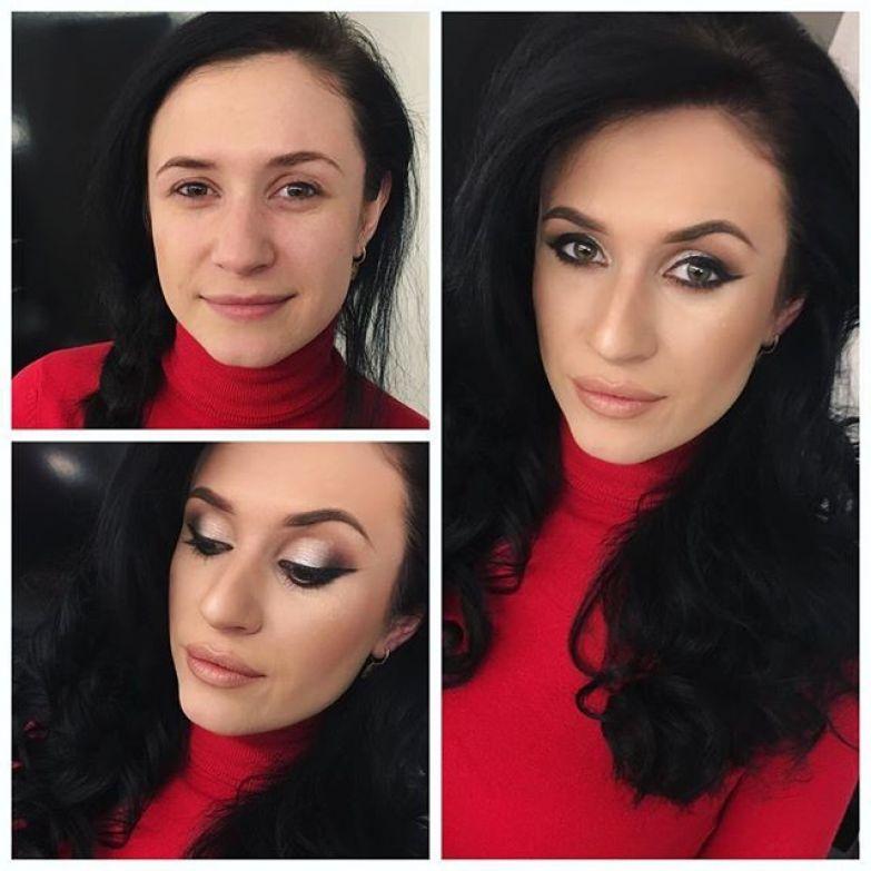 12. красота, макияж