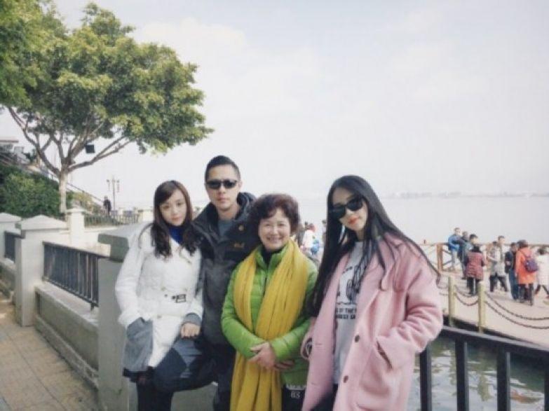 Семейство китайцев отыскало рецепт вечной молодости возраст, китай, молодость, семья