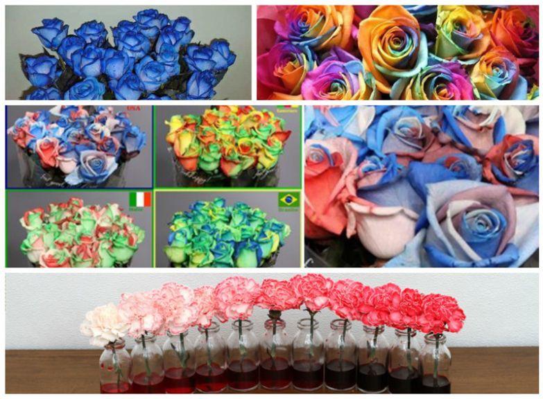 10 уловок флористов, чтобы продать некачественный букет низкое качество, обман, флористика, цветы