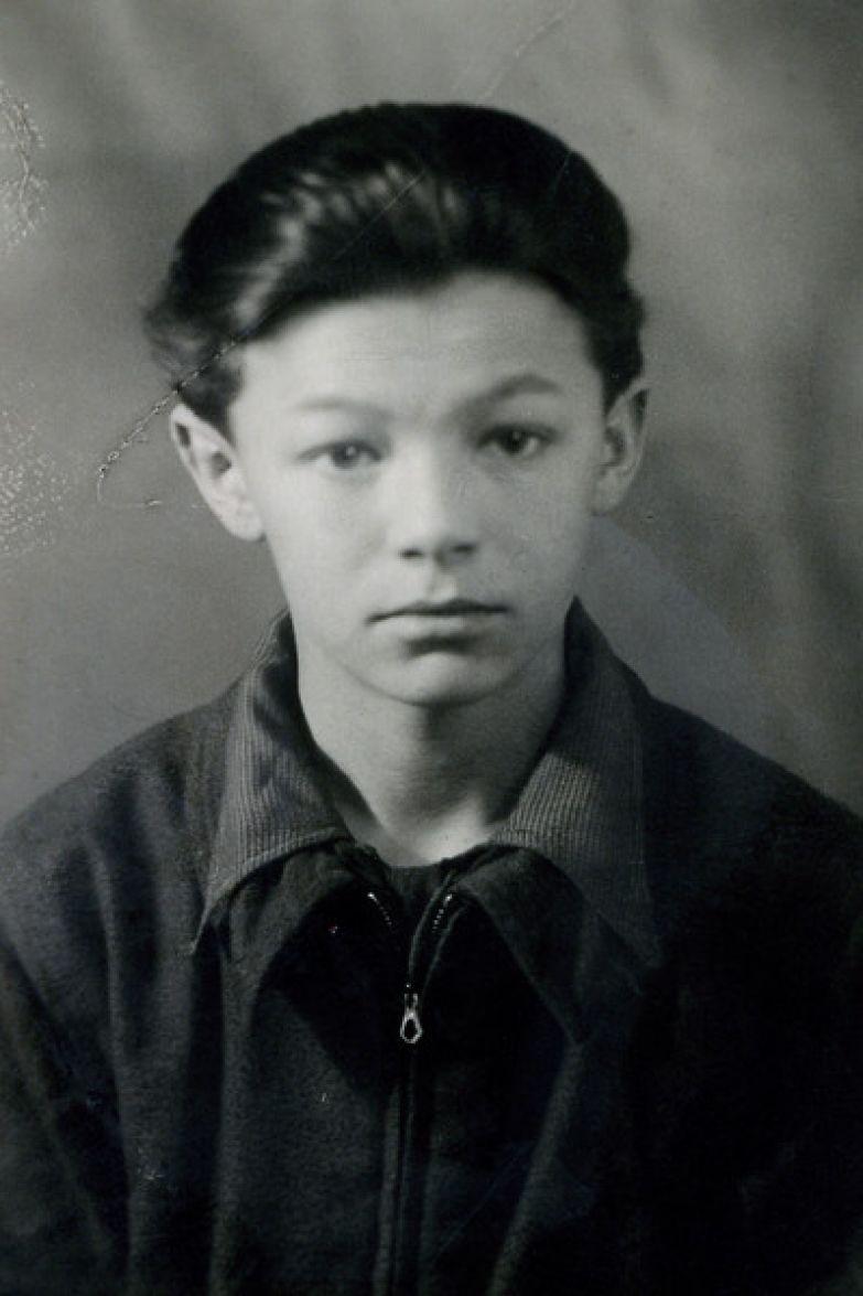 В детстве Александр Збруев слыл хулиганом и заводилой