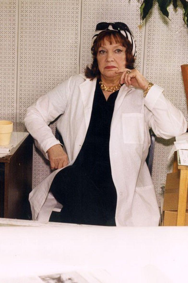 После смерти супруга Ирина Скобцева играла в сериалах