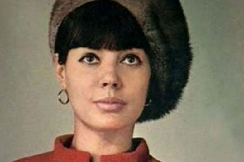 5 самых красивых советских моделей - 4