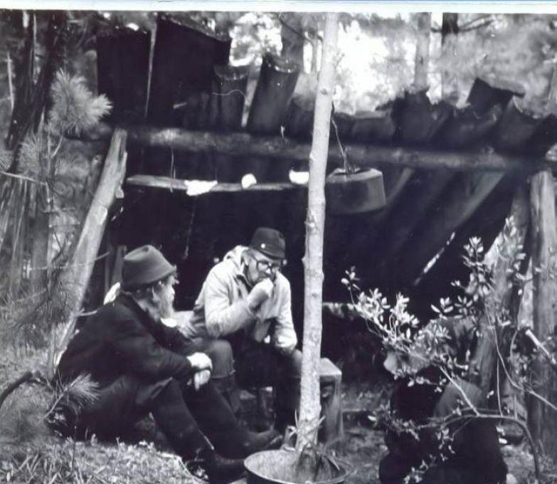 Семья Лыковых - отшельники из тайги