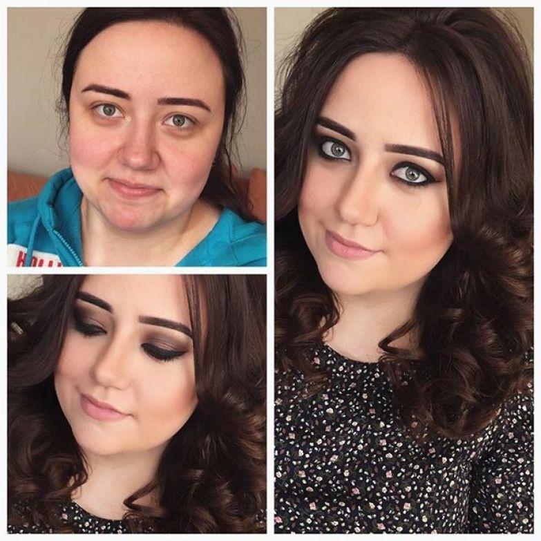 8. красота, макияж